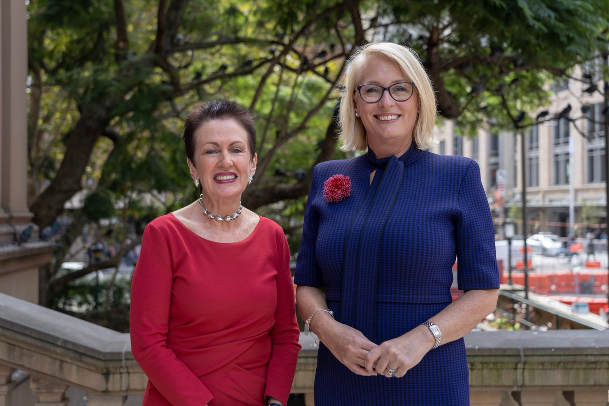 "Sydney Lord Mayor Clover Moore (left) and Melbourne Lord Mayor Sally Capp. Melbourne was recently proclaimed ""the live music capital of the world"" by the Live Music Census."