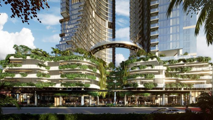 Orion Towers, Surfers Paradise