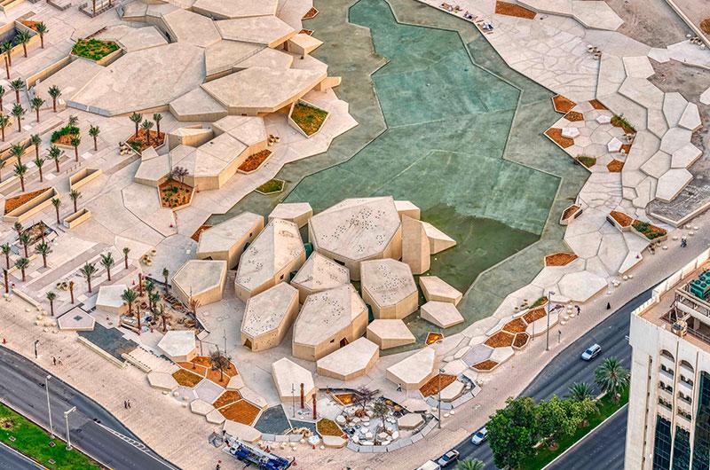 Qasr Al Hosn | CEBRA (United Arab Emirates)