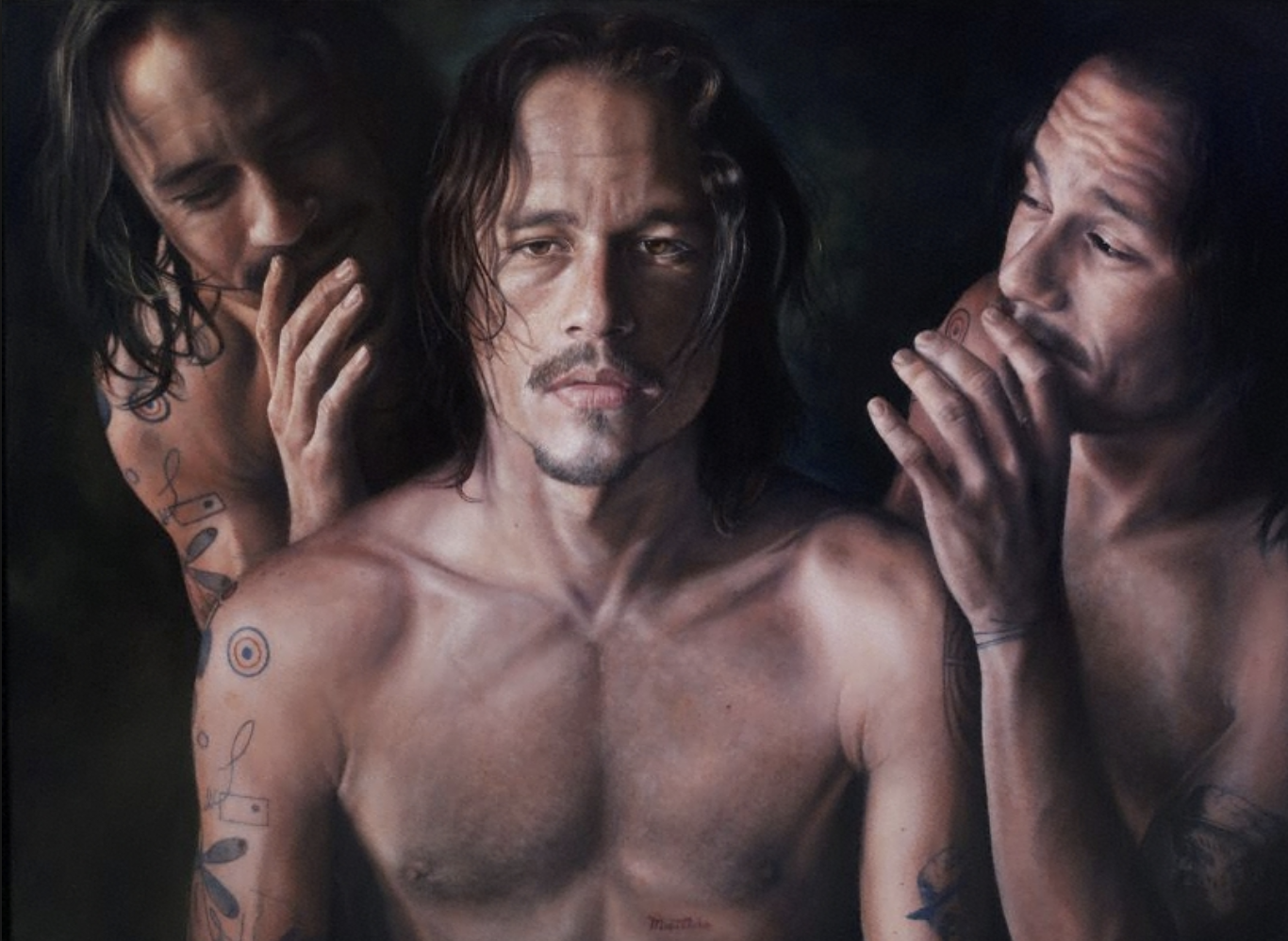 'Heath' by Vincent Fantauzzo