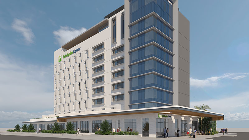 Pro-Invest will develop the first new internationally-branded hotel as part of the new $2.1 billion Town centre in Maroochydore.
