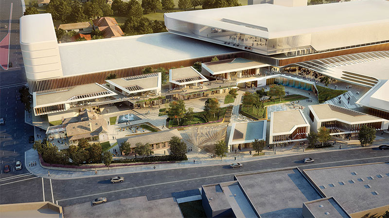 ▲ The centre is underpinned by an affluent trade area currently experiencing significant residential and infrastructure development. Image: Supplied