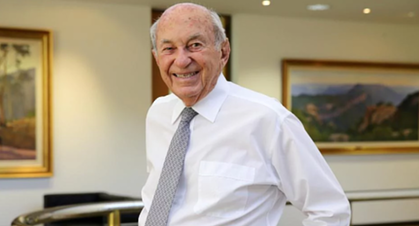 Stan Perron Australia rich list