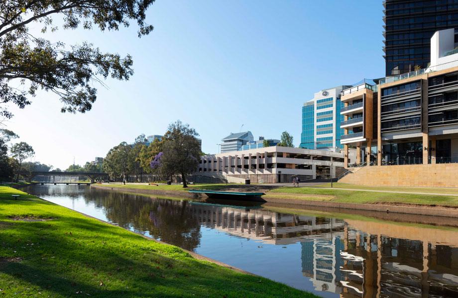 The winning architect will design a cultural precinct for Parramatta that will include the museum and a pedestrian bridge over the Parramatta river.