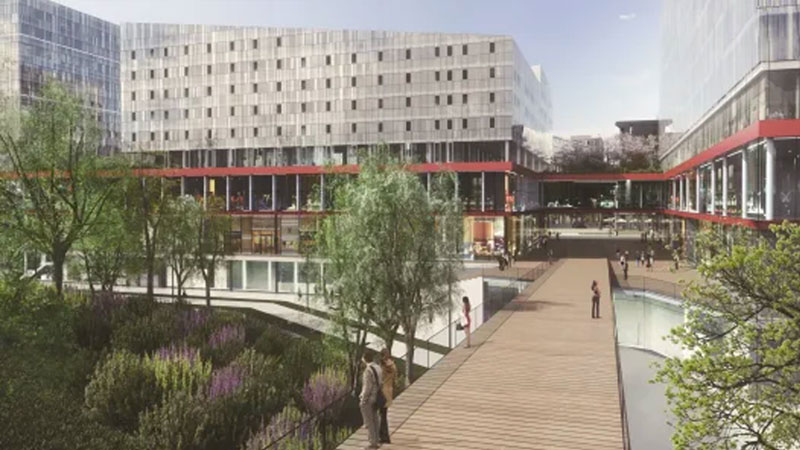 ▲ TFE Hotels' new Adina hotel in Geneva, Switzerland is set to open in 2022. Image: Supplied