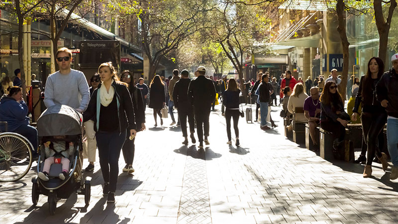 ▲ While Australia has never had a formal population policy – immigration policy has emerged as its proxy, and the disconnect between urban planning and immigration is generating massive economic, social and environmental consequences.