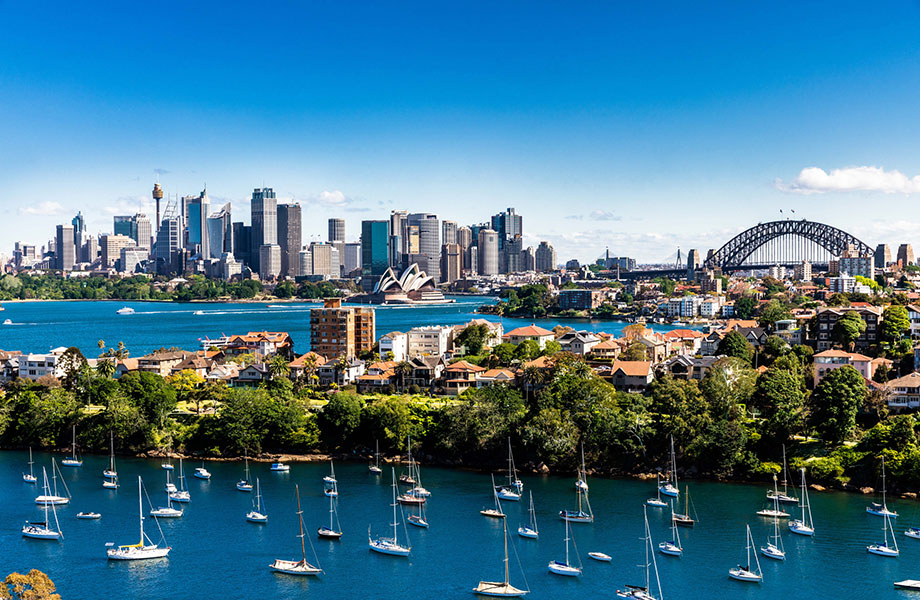 Sydney dwelling values have dropped 8.1 per cent for the year to November, according to latest Corelogic data.