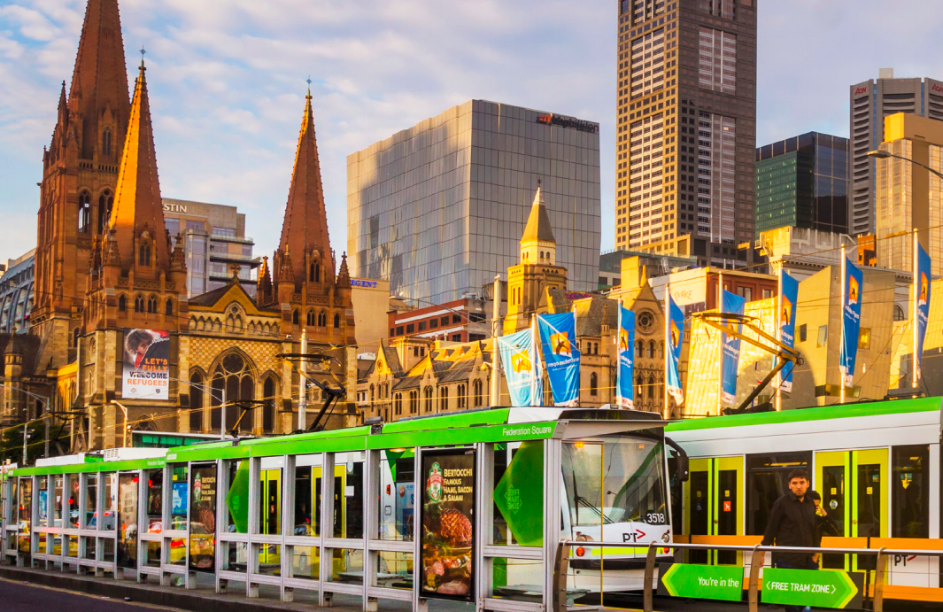 Australian cities rank poorly in mobility, in Arcadis' ranking of 100 cities Australian cities were middle of the road, with Brisbane the most highly-rated at 48.