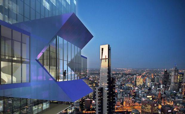 Eureka Building Melbourne Apartments