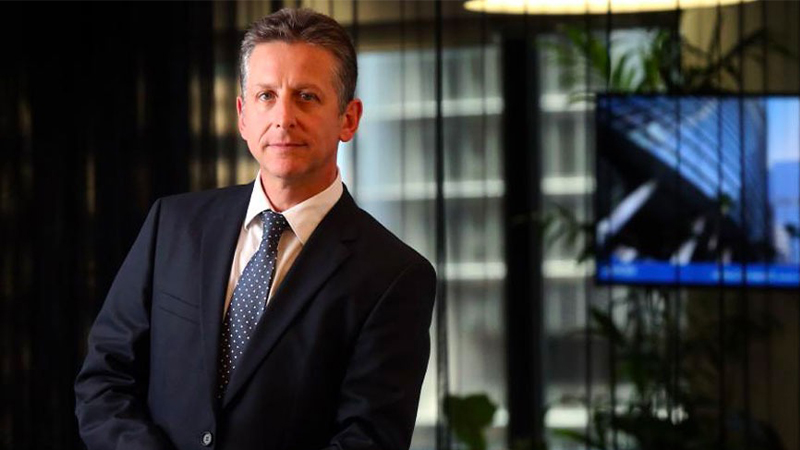 ▲ Dexus CEO Darren Steinberg said that office leasing enquiry has fallen post Covid but its $11 billion development pipeline had not yet been materially affected.