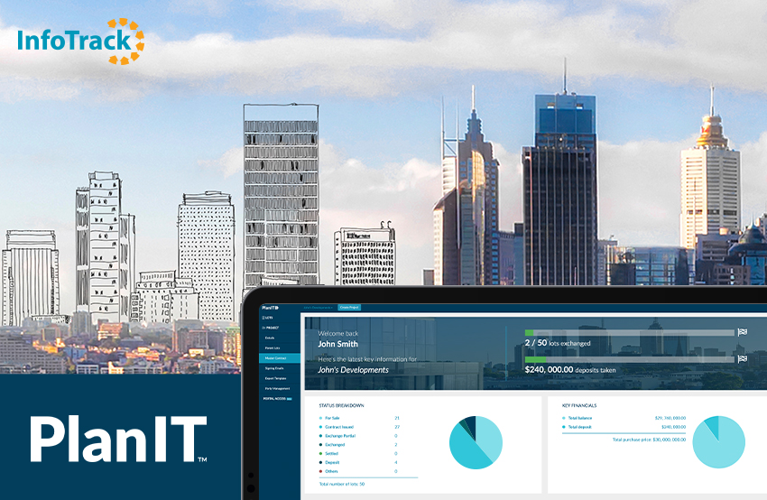 The PlanIT platform allows our clients to create a master contract, which will then generate individual contracts for each lot within a subdivision.