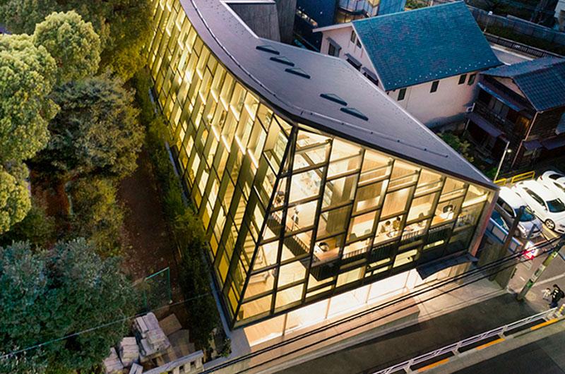 Kokugakuin University Learning Center | Nikken Sekkei (Japan)