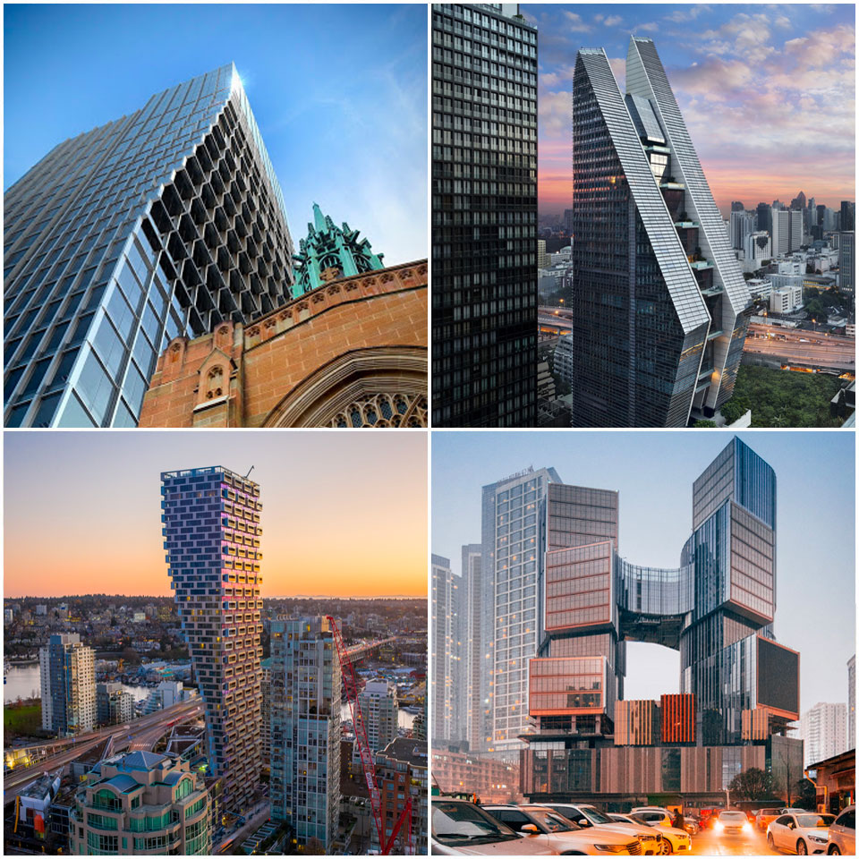 The Council on Tall Buildings and Urban Habitat (CTBUH) Best Tall Building 100-199 meters
