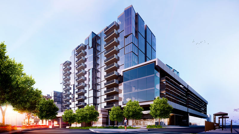 Last year Salta Properties was green-lit for a $390 million five-tower project in Melbourne's Richmond featuring build-to-rent apartments.