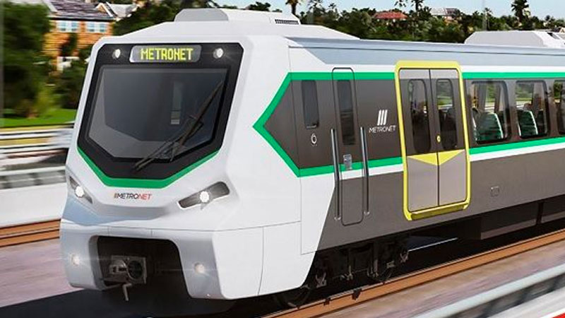 Major infrastructure projects - Metronet Western Australian