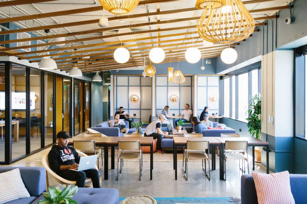 Co-working giant WeWork recently acquired Managed by Q, a platform for office tenants to hire on-demand service workers for office-management tasks like cleaning or staffing reception desks.