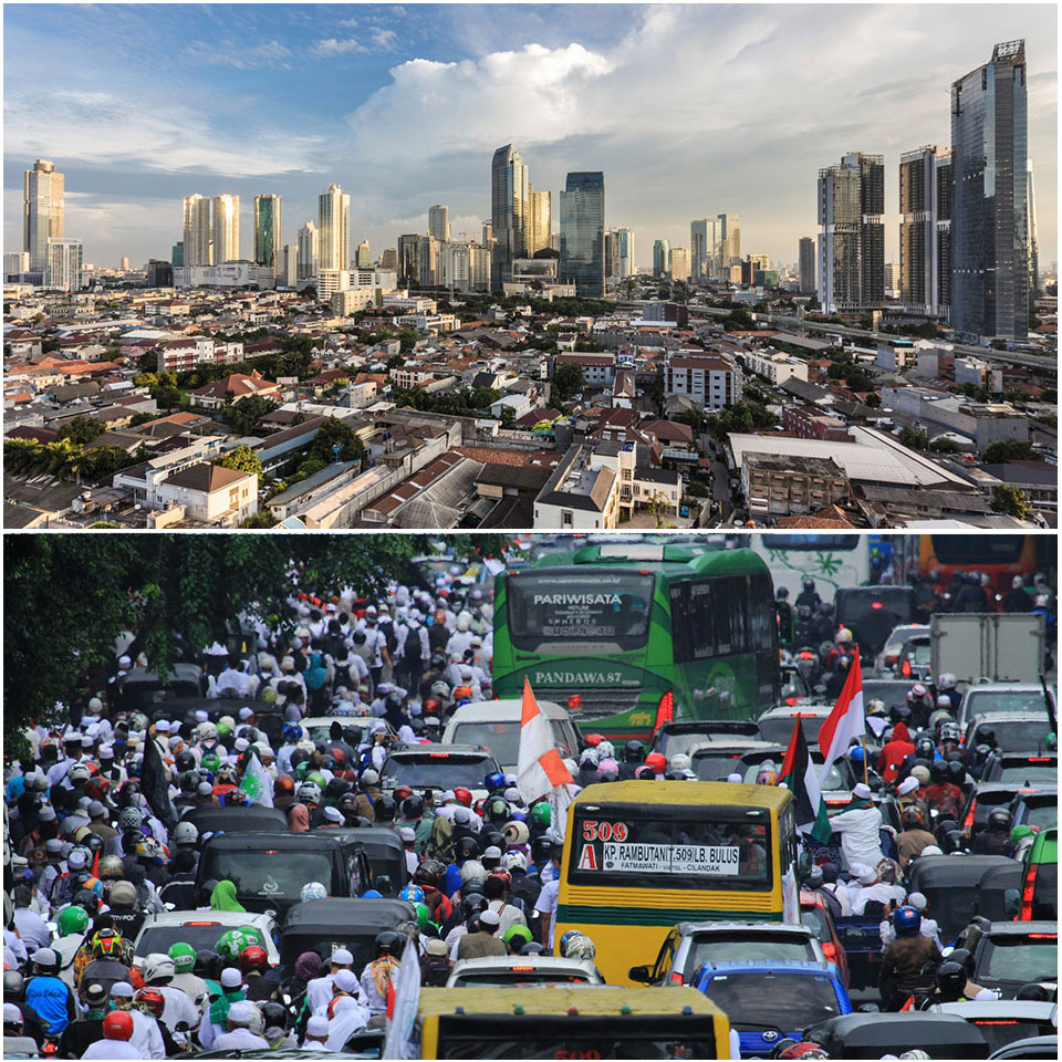 Indonesia will move its capital to eastern Borneo replacing the crowded megacity of Jakarta