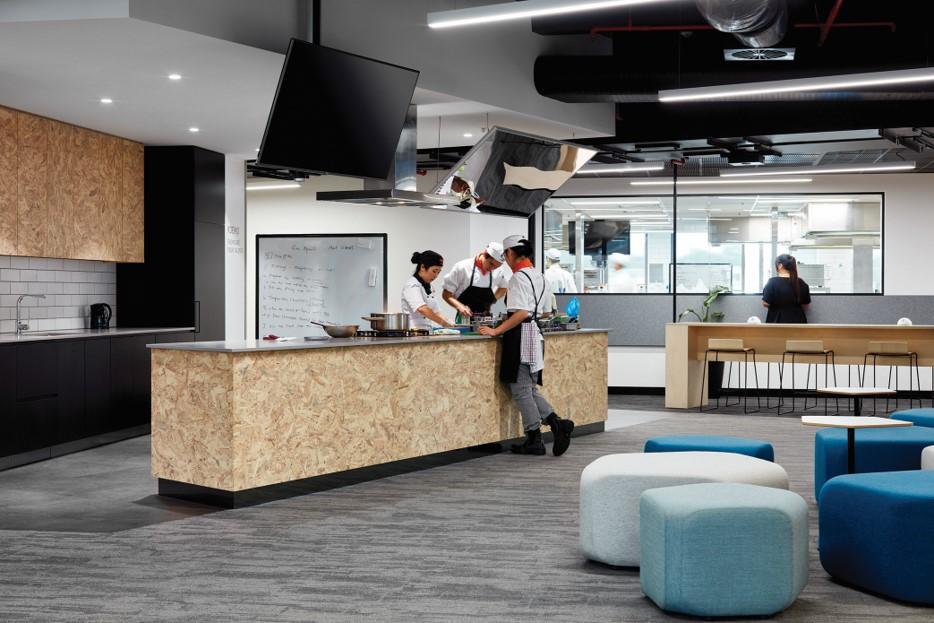 William Angliss Institute, Sydney.