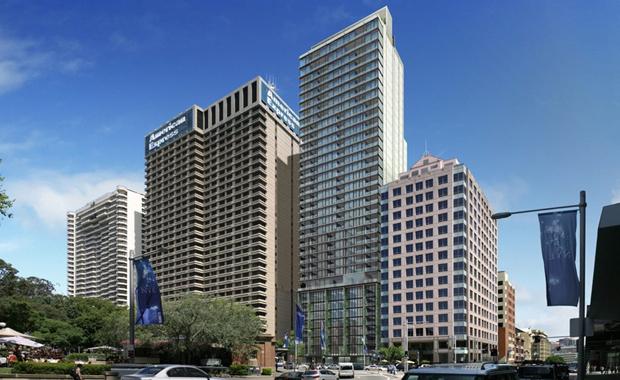 Major Projects Sydney: 130 Elizabeth Street.