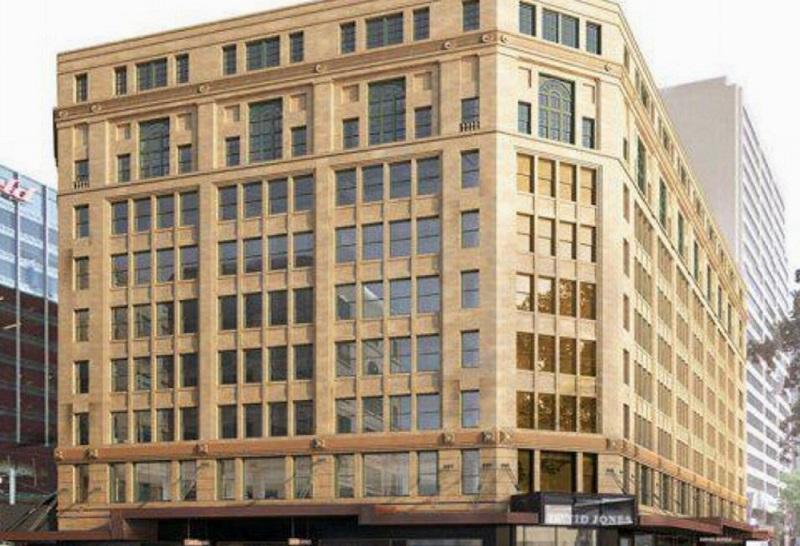 David Jones sells Elizabeth Street Sydney Store to Charter Hall