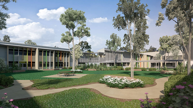 ▲ Construction of four new schools across Logan City, the Sunshine Coast and Brisbane's inner west will soon kick off, the Queensland government has announced.