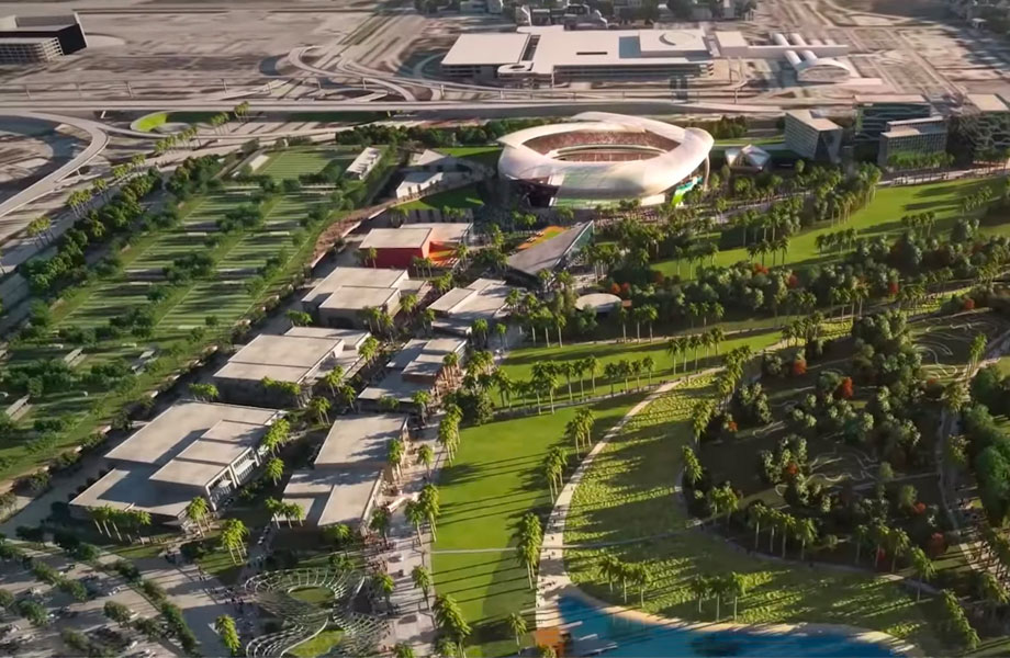David Beckham has scored a key victory after voters endorse his controversial stadium plan in the recent referendum.