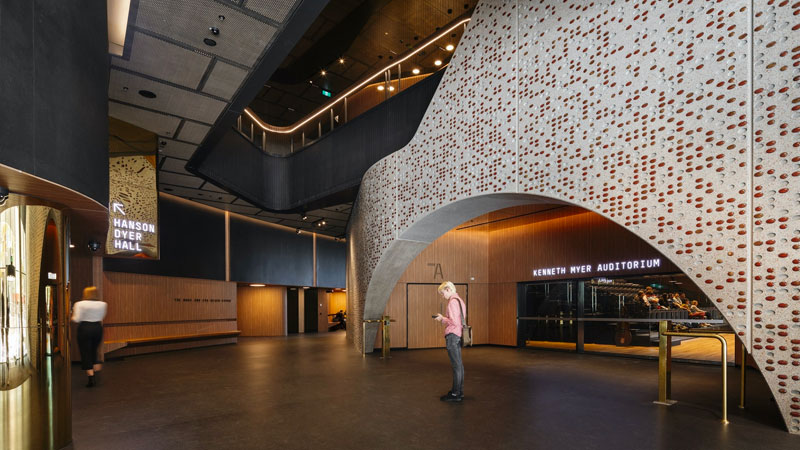Ian Potter Southbank Centre, University of Melbourne | John Wardle Architects