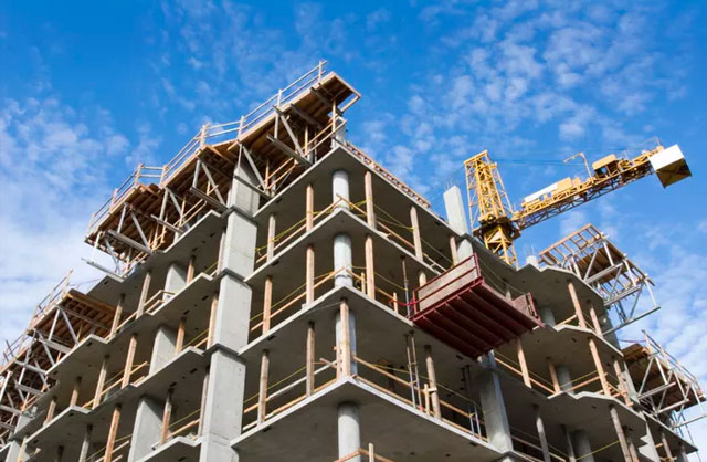 Apartment New-Builds Down 40pc