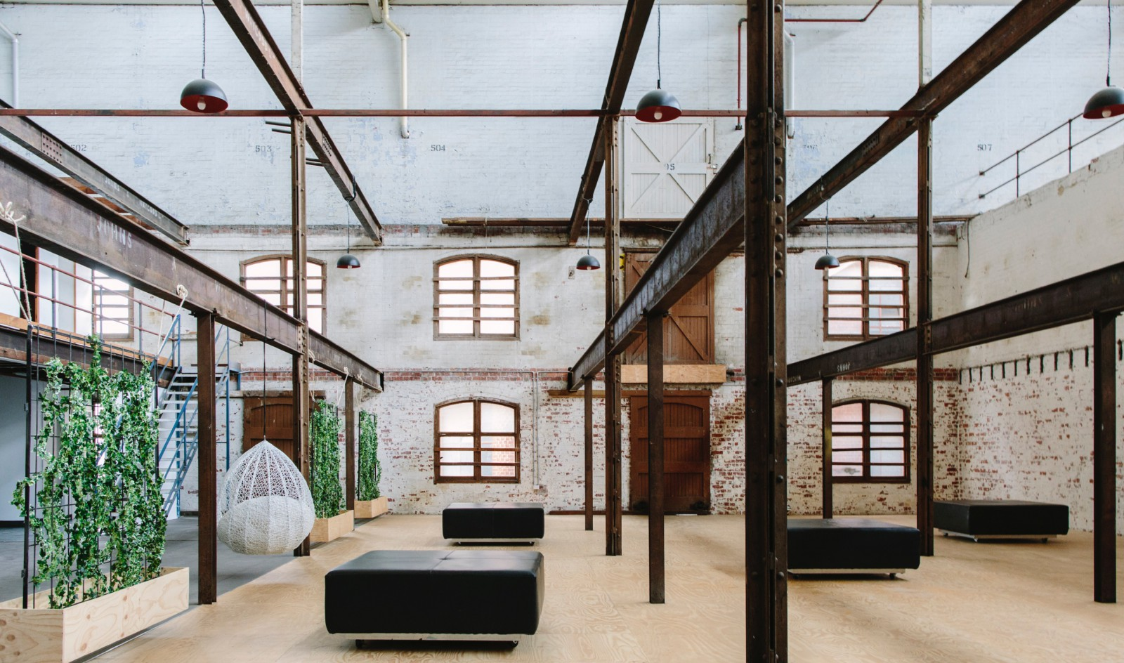 Formerly known as Kensington Collective, the 6,000 sq m space is designed to meet the specific needs and growth of local online retailers by offering co-working spaces