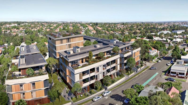 Sydney-based property developer Desane has been green-lit for its apartment development at 159 Allen Street Leichhardt.