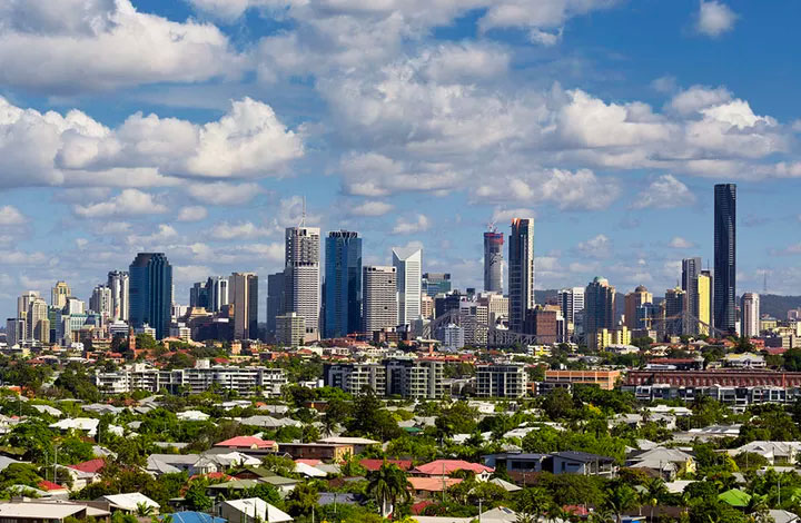 Brisbane House Prices Hit Record High