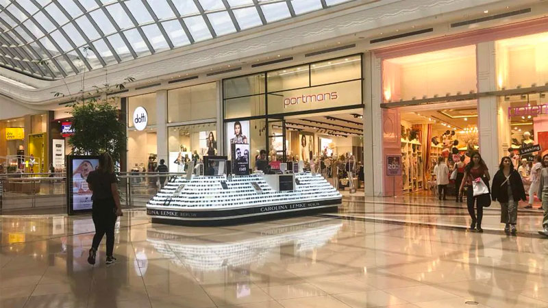 ▲ Vicinity Centres manages and part-owns top-tier shopping centres including Chadstone in Melbourne and Sydney's The Strand Arcade, Queen Victoria Building and Chatswood Chase.