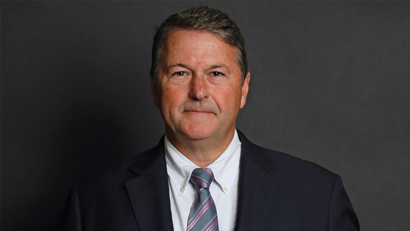▲ Charter Hall's strategy of investing in Long WALE assets has allowed it to remain bullish across the logistics and commercial sectors. Image: Chief executive David Harrison.