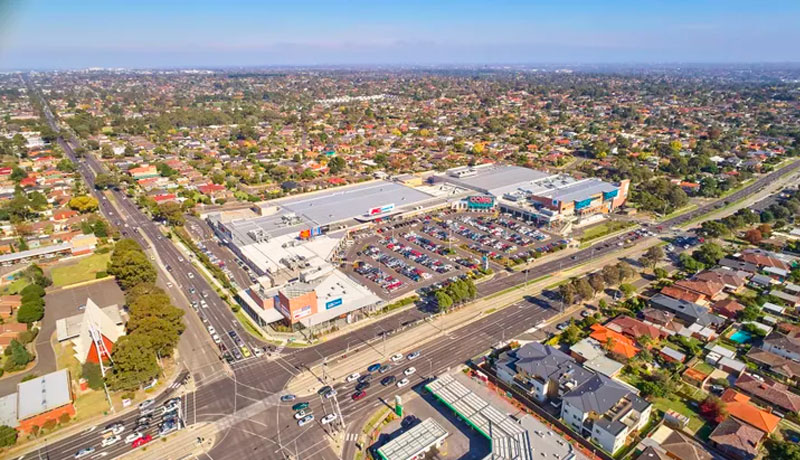 Located 14 kilometres from Melbourne's CBD in Burwood East, the retail asset is anchored by a 24-hour Coles and Kmart was expected to attract offers of about $200 million.