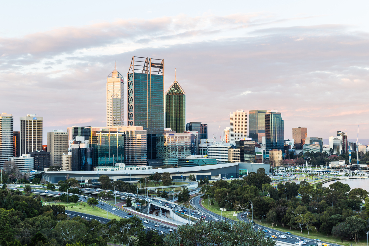 Perth is back on the radar for investors, CBRE says