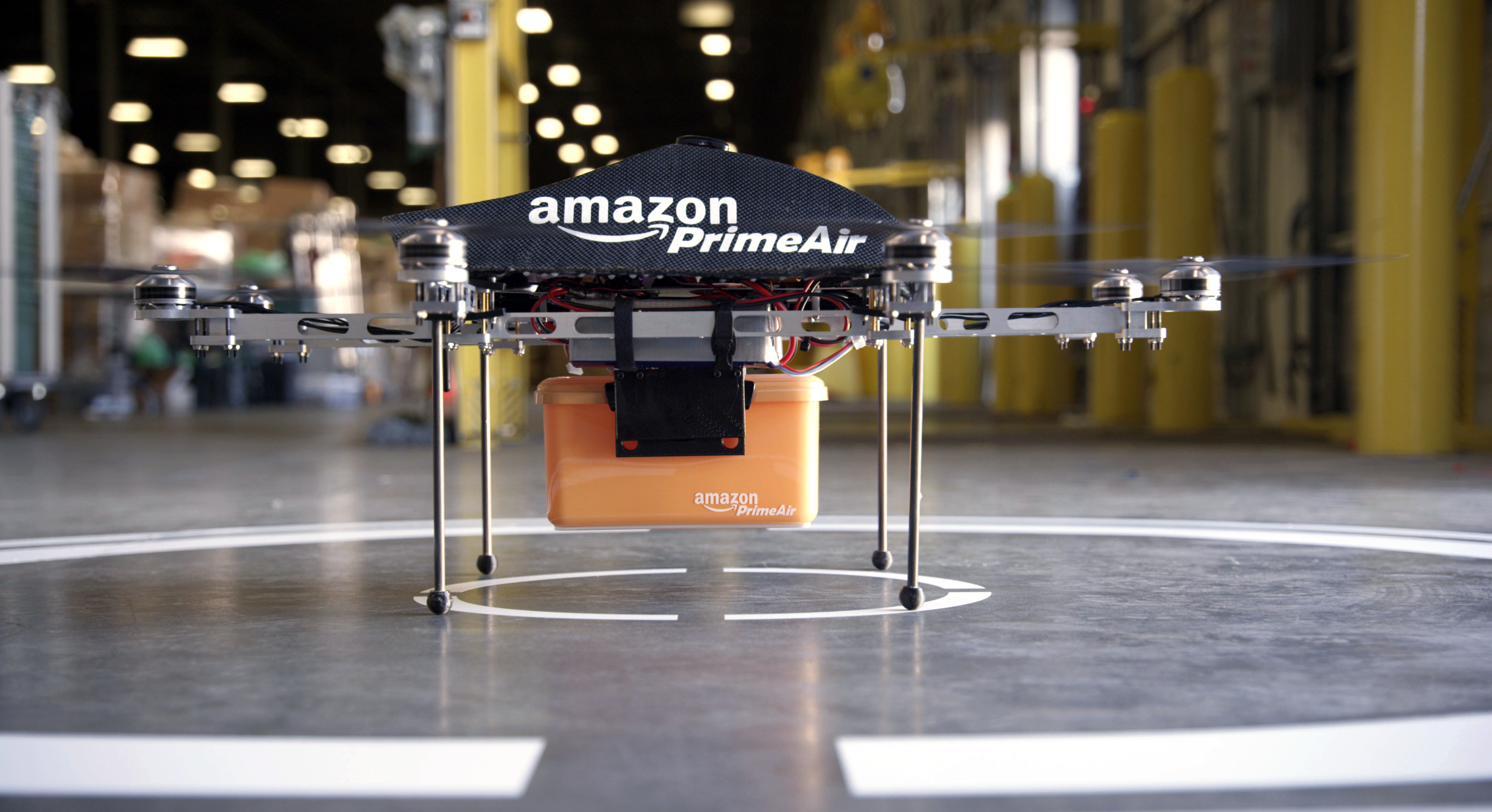 "Amazon's ""Prime Air"" has remained dormant since 2016 with the company continuing to work on a safe and viable flight management system."