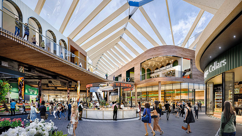 ▲ Unlike other lagging shopping centres, sales growth at Chadstone rose 7 per cent over the last year. Image: Supplied