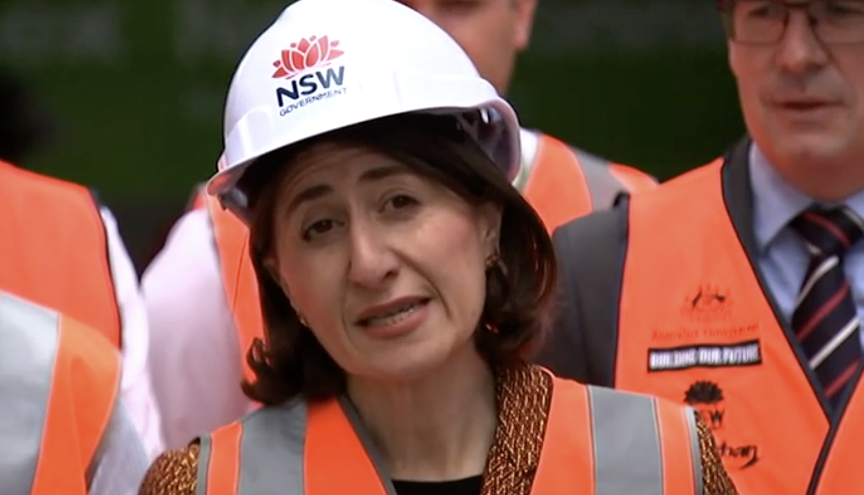 "Berejiklian, the daughter of Armenian migrants, called for a return to ""Howard-era"" migration levels in an interview with The Daily Telegraph in October."