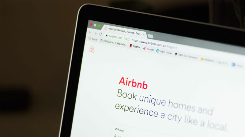 ▲ Airbnb generates up to $300 million for the Queensland community each year.