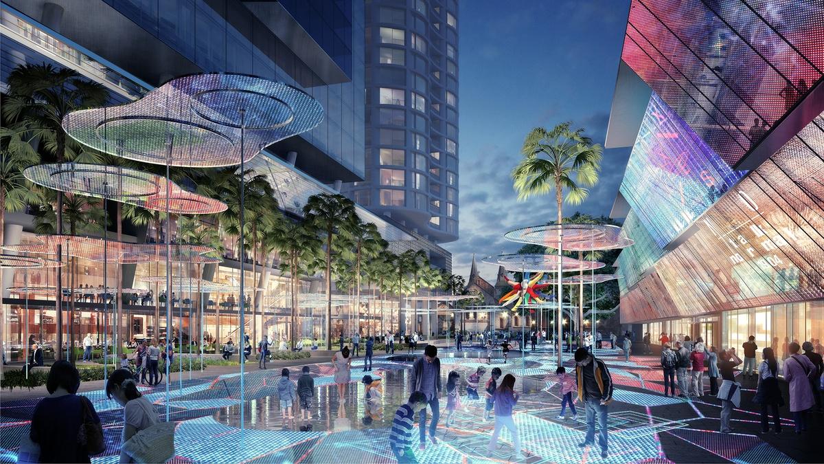 Parramatta Square