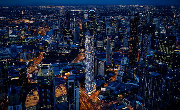 88-Melbourne-exterior-at-night