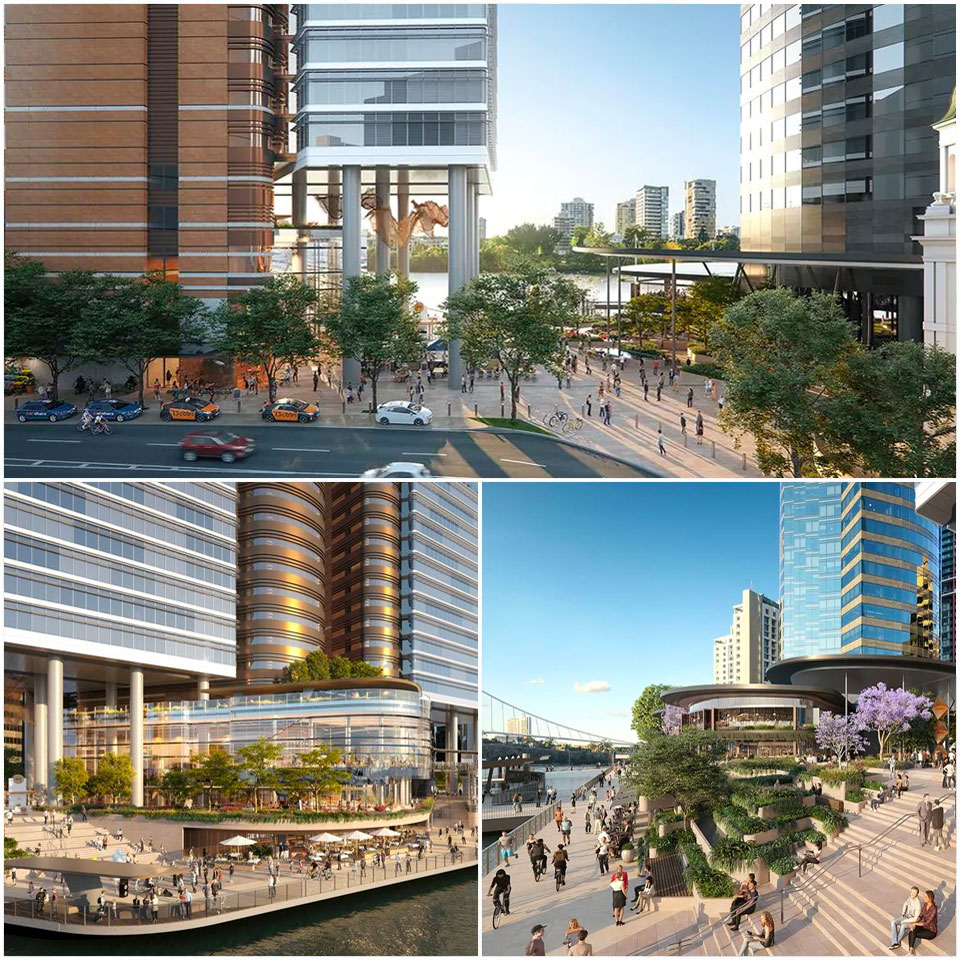 First Look: Dexus $2.1bn Eagle Street Pier