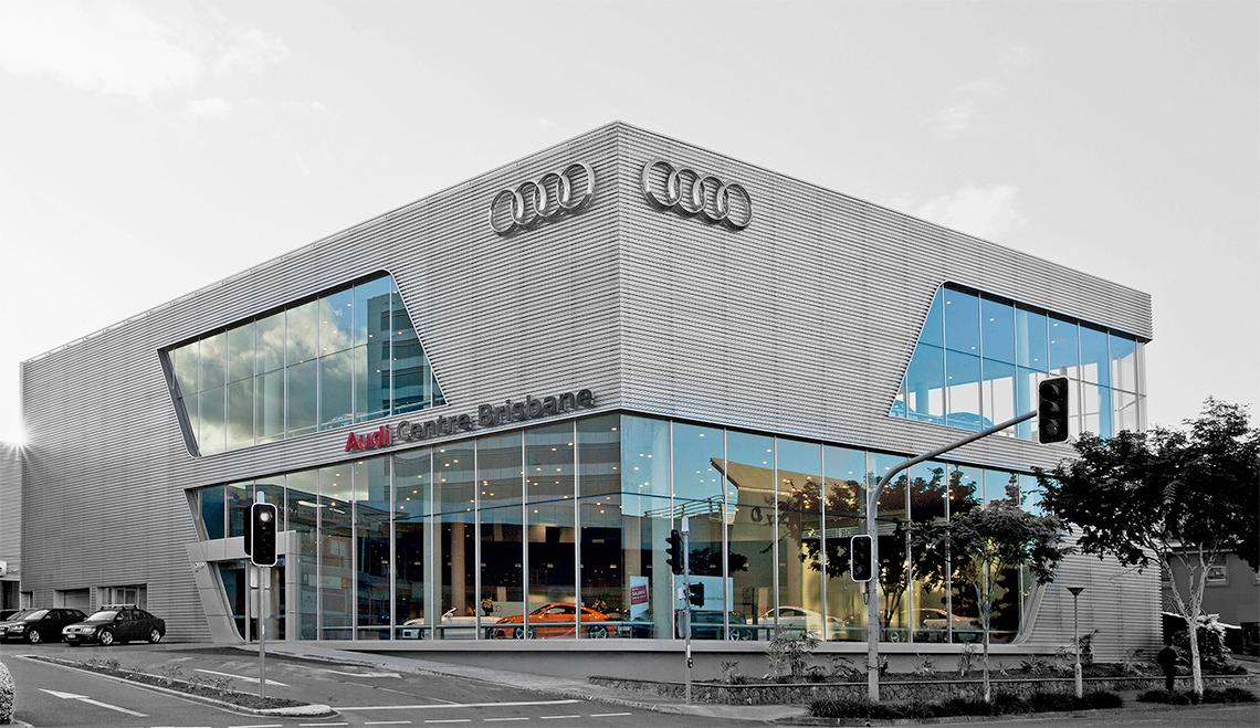 Dexus Snaps Up Brisbane Audi Centre For 91 2m