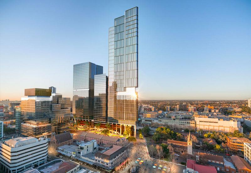 Parramatta Square Walker Corporation Western Sydney Development Project