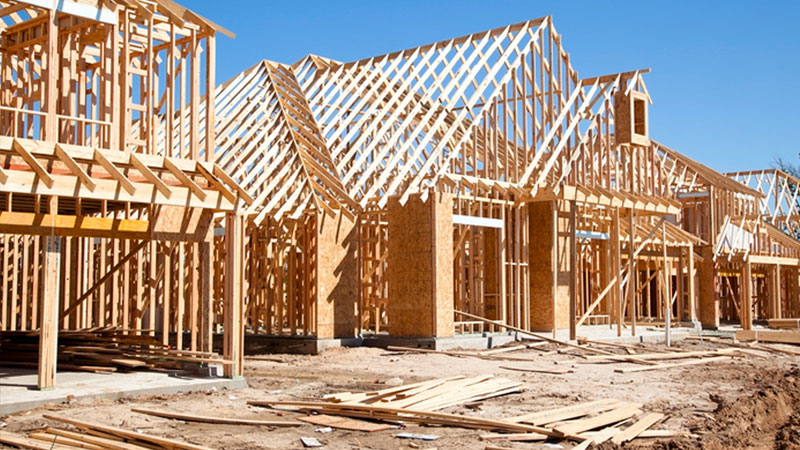 """▲ The ACIF recently reported it expects residential building to reach the bottom of the current downturn by June next year and experience a """"fairly mild"""" medium-term rebound."""