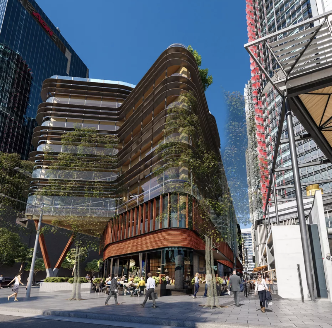 Barangaroo South has received more than 50 local and international awards from design excellence to sustainability excellence.
