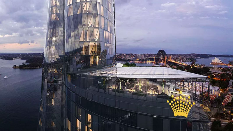 Crown was last month found unfit to run its new Sydney casino after years of money laundering at other properties,