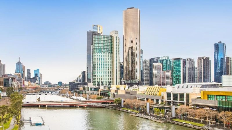 ▲ Melbourne's office market is at a historic low.