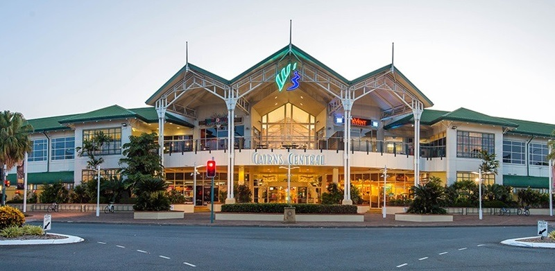 ▲ Cairns Central is undergoing a $60 million redevelopment by Lendlease who have constructed many projects in the region.