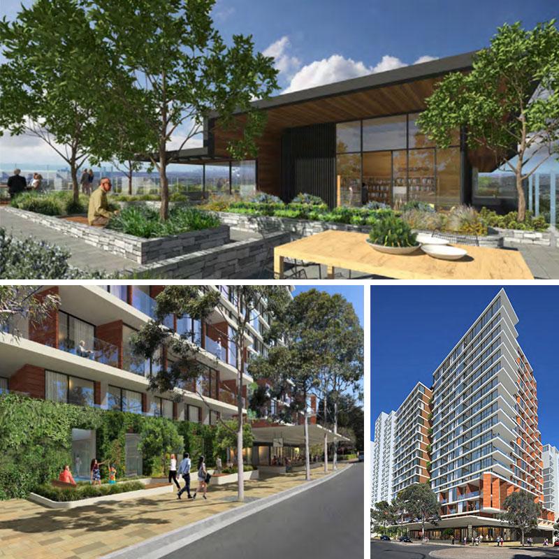 45 - 53 Oxford Street EPPING NSW 2121